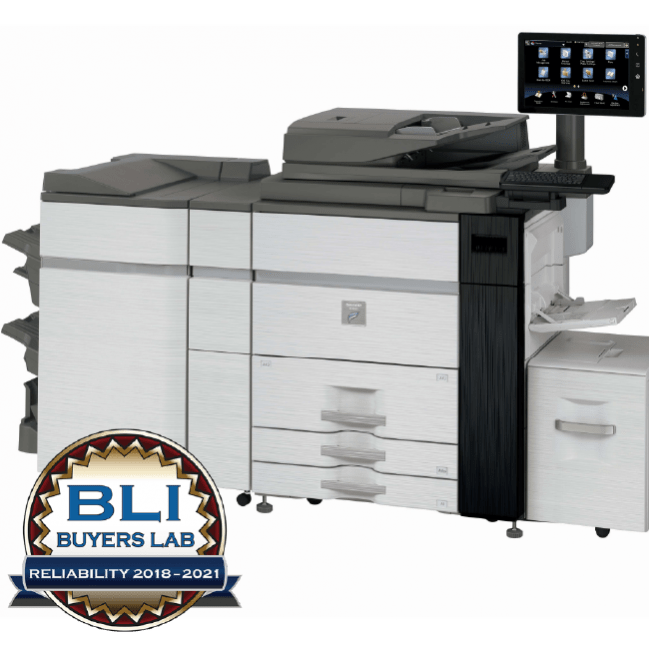 Sharp MX-M1055 MX-M1205 Series Monochrome Copiers