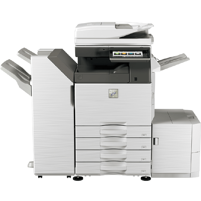 Sharp MX-M5070 MX-M6070 Series Monochrome Copiers