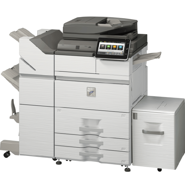 Sharp MX-M6570 MX-M7570 Series Monochrome Copiers