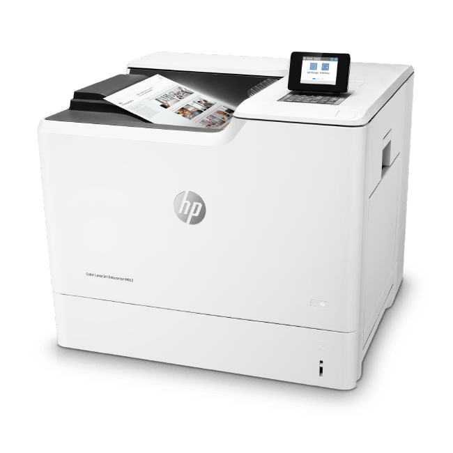 HP LaserJet Enterprise M652dn M652n Series Color Printers