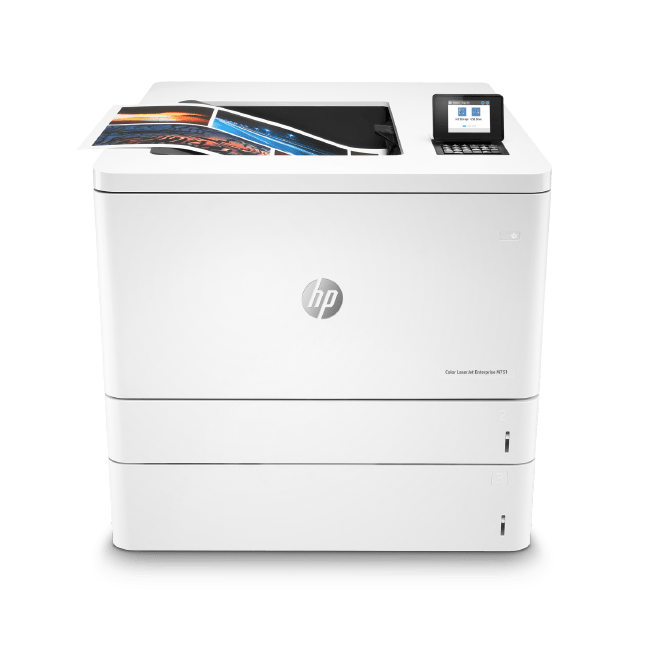 HP LaserJet Enterprise M751n M751dn Series Color Printers