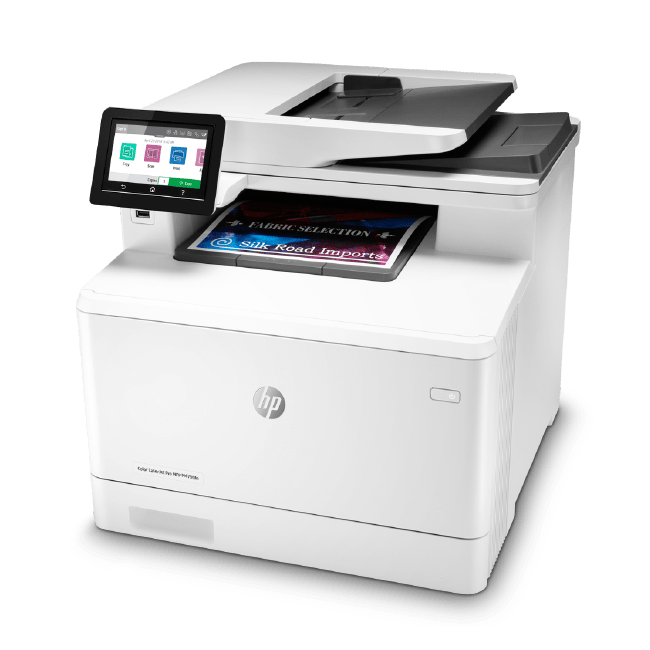 HP LaserJet Pro M479fdn M479fdw Series Color Copiers