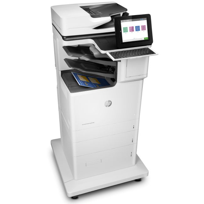 HP LaserJet Enterprise M682z Flow Color Copier