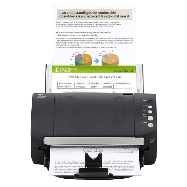 Fujitsu fi-7140 Document Scanner