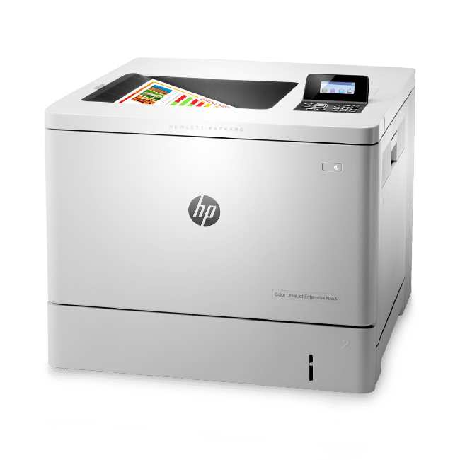 HP LaserJet Enterprise M553n M553dn M553x Series Color Printers