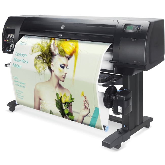 HP DesignJet Z6610 Wide-format Printer