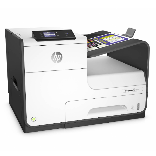 HP PageWide Pro 452dw 552dw Series Color Printers