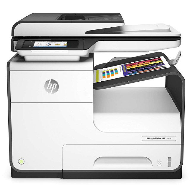 HP PageWide Pro 477dn 477dw 577dw Series Color Copiers