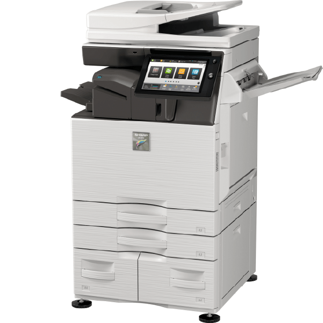 Sharp MX-2651 MX-3051 MX-3551 MX-4051 Series Color Copiers