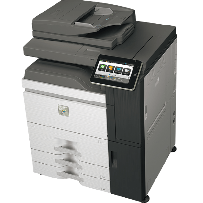 Sharp MX-6580N MX-7580N Series Color Copiers