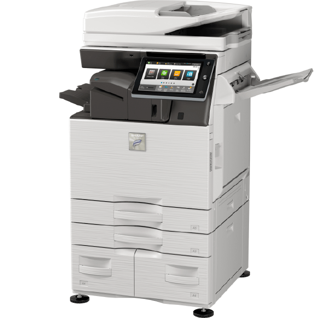 Sharp MX-M3071 MX-M3571 MX-M4071 Series Monochrome Copiers