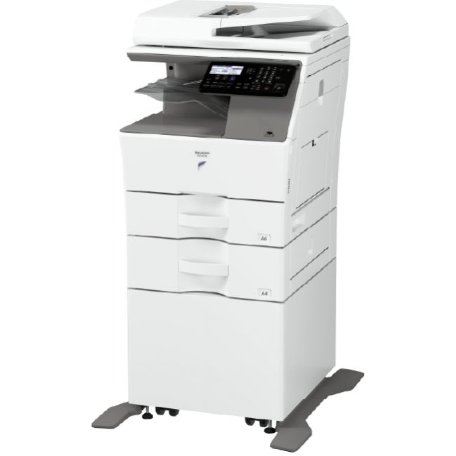 Sharp MX-B350W MX-B450W Series Monochrome Copiers