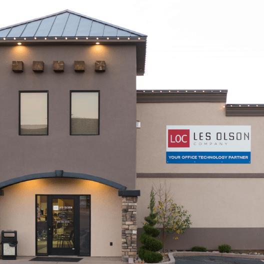 Les Olson Company Cedar City Locations