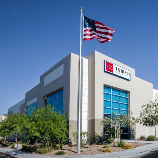 Les Olson Company Las Vegas Locations