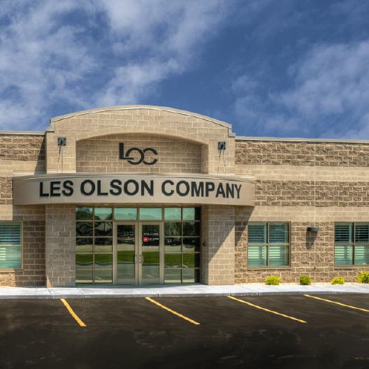 Les Olson Company Ogden Locations
