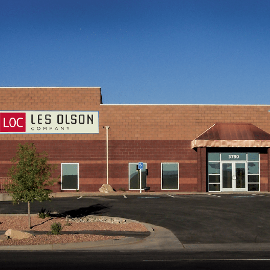 Les Olson Company St. George Locations