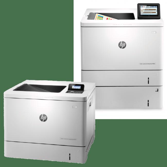 HP LaserJet Enterprise M553n M553dn M553x Series Color Printers