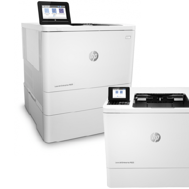 HP LaserJet Enterprise M609dn M609x Series Monochrome Printers