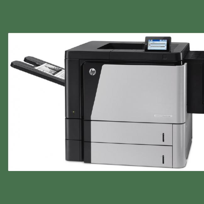 HP LaserJet Enterprise M806dn M806x+ Series Monochrome Printers