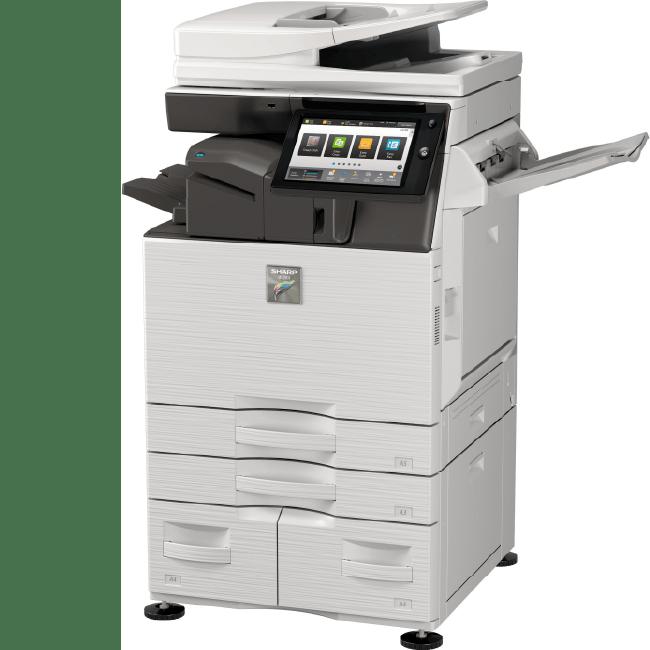 Sharp MX-2651 MX-3051 MX-3551 MX-4051 Series Color Copiers