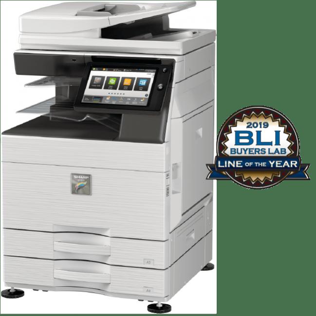 Sharp MX-5051 MX-6051 Series Color Copiers