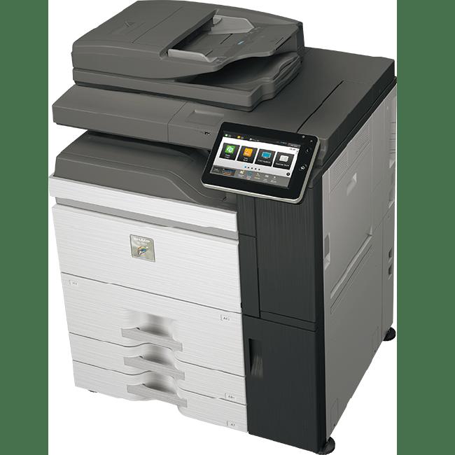 Sharp MX-6580N MX-7580N Series Color Copiers