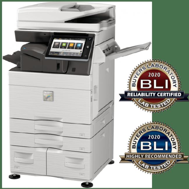 Sharp MX-3071 MX-3571 MX-4071 Series Color Copiers