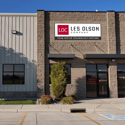 Les Olson Company Logan Utah Office