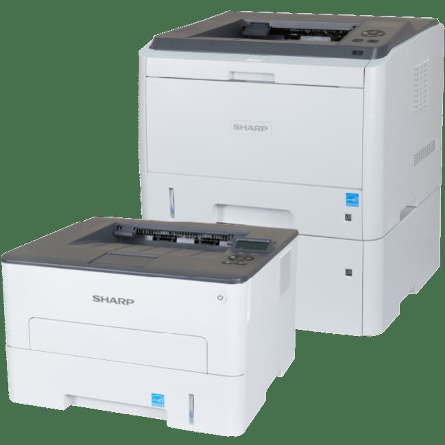Sharp DX-351PL DX-B352P Series Monochrome Printers