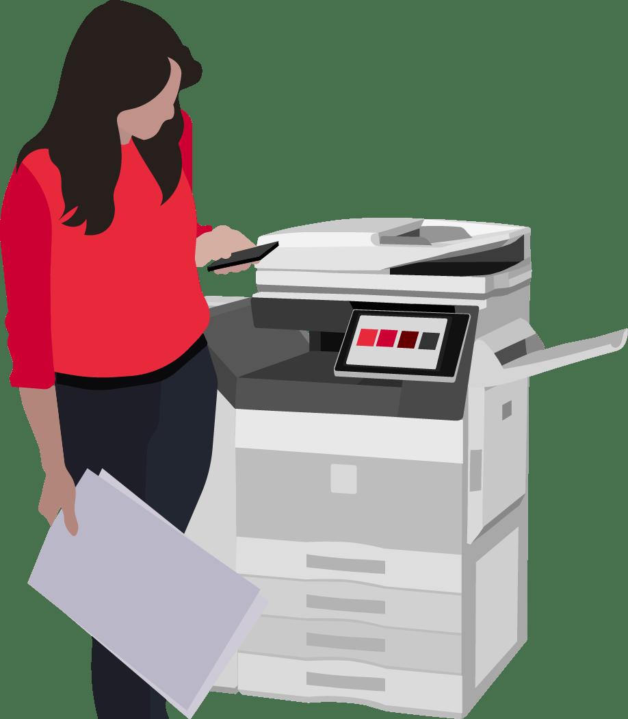 Les Olson Company Copiers and Printers in Utah and Las Vegas